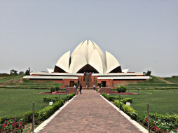 Lotus Tempel