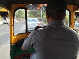 Meine aller aller erste Tuktuk Fahrt :)