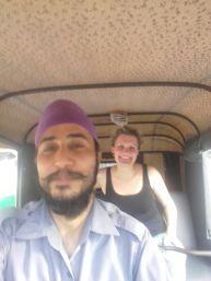 Mein Lieblingstuktukfahrer Ajit