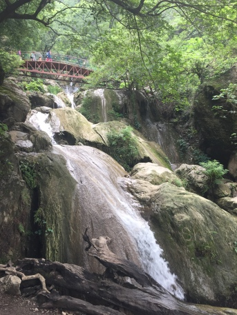 Hiking in Rishikesh