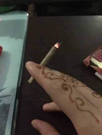 """indische Zigarette """"Birri"""""""
