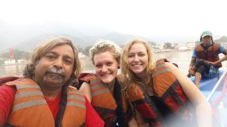 Ashutosh, Natalia & ich