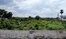 Ein christlicher Friedhof