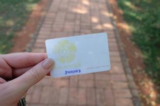 Die Aurovillecard